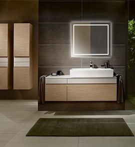 Espejos de baño de Villeroy & Boch