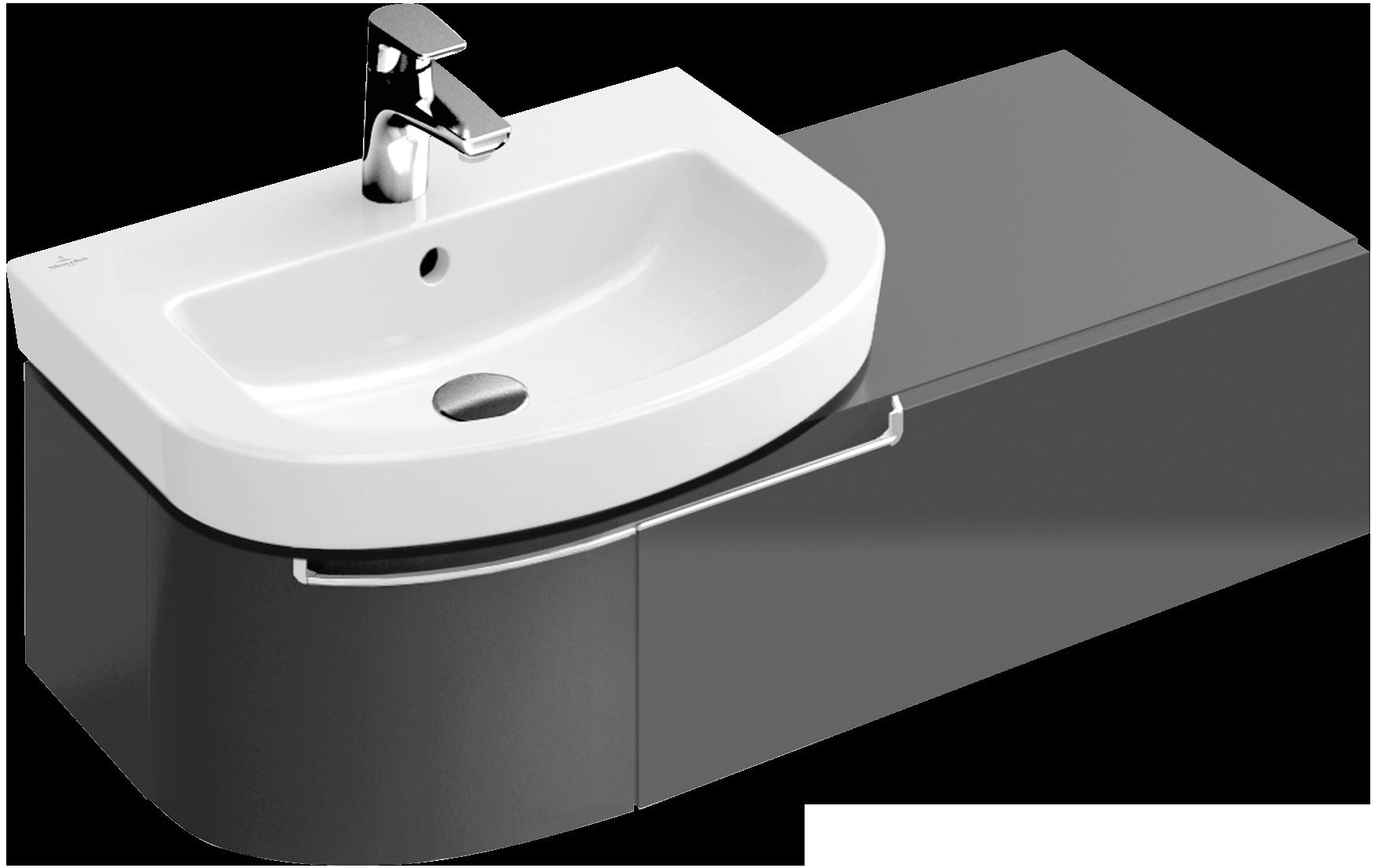 Armarios de ba o bajo lavabo for Armario lavabo barato