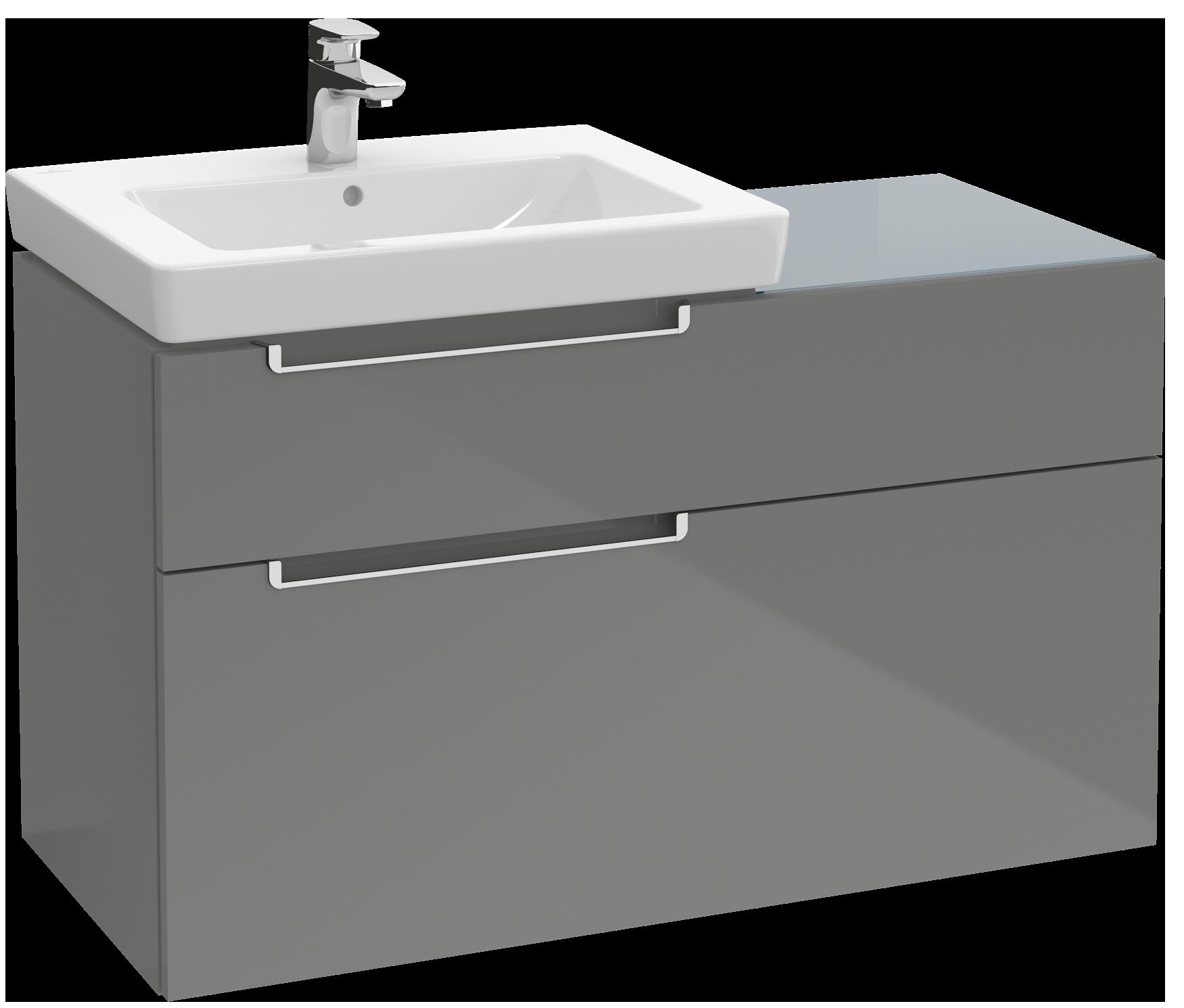 Muebles De Bao Para Debajo Del Lavabo Trendy Bajo Lavabo Lacado  # Muebles Bajo Lavabo Ikea